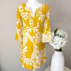 🌷 Boden linen dress